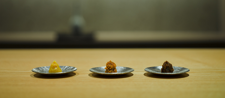 味噌3種の画像