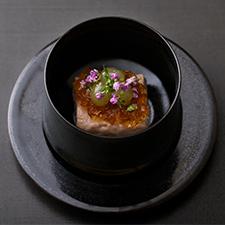 クルミ豆腐