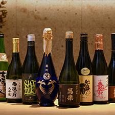 二周年記念特別  日本酒ペアリング